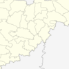 Map Of Maharashtrashowing Location Of Nandurbar