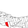 Map Of Prince Edward Island Highlighting Lot 29