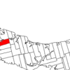 Map Of Prince Edward Island Highlighting Lot 19