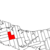 Map Of Prince Edward Island Highlighting Lot 67