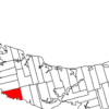 Map Of Prince Edward Island Highlighting Lot 28