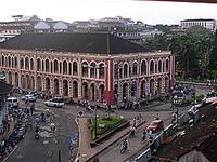 Town Square & Church Square
