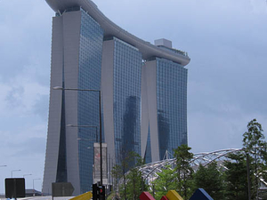 Marina Bay Sands - Day View