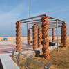 Marina Beach Decorative Installations