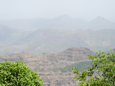 Marjorie Point Scenic View- Mahabaleshwar - Maharashtra - India