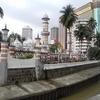 Masjid Jamek And Klang River