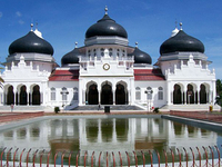Baiturrahman Grand Mosque