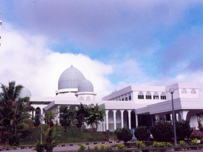 Masjid Tengku Muhammad Faiz Petra