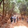 Matheran Trail Walkway - Maharashtra - India