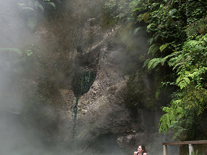 Fuentes Georginas Hot Springs Tour from Quetzaltenango Photos