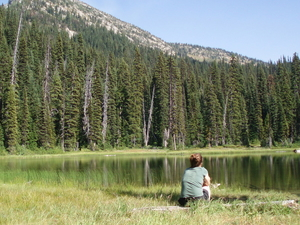 McAlester Lake Trail