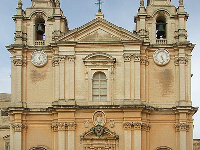 Mdina Cathedral