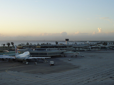Las Américas International Airport
