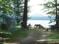 Meacham Lake Campground