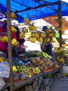 Medan Fruit Vendor - Sumatra