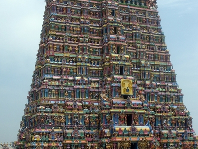 The East Gopuram