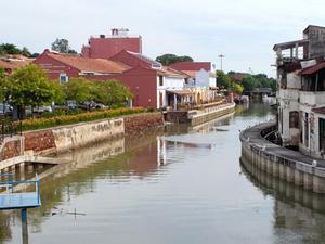 Melaka River Cruise Photos