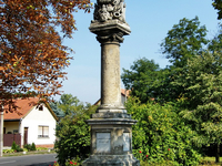 Memorial Column for the Heroes of 1848
