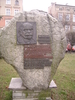 Memorial To Wiktor Kulerski In Grudziądz