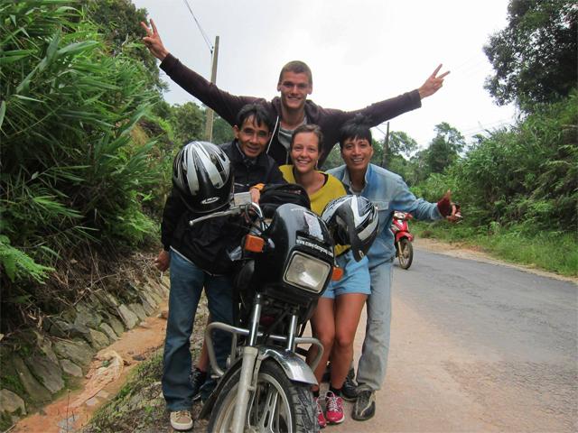 Motorcycle to Mekong Delta Photos