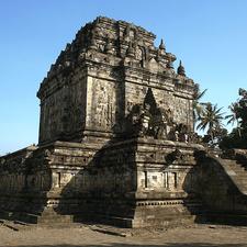 Mendut Temple Afternoon