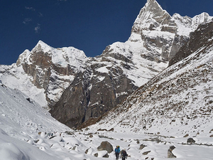 MERA PEAK (6654m) Climbing Nepal Photos
