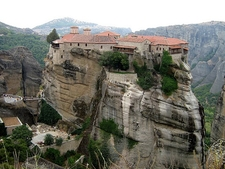 Meteora - Varlaam Abbey