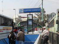 Metro Cuatro Caminos