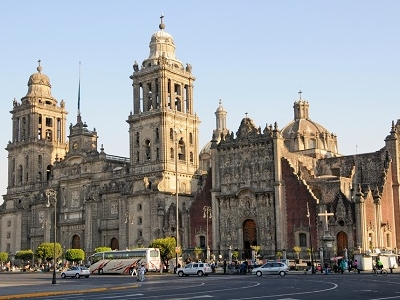 Metropolitana Cathedral - Mexico City