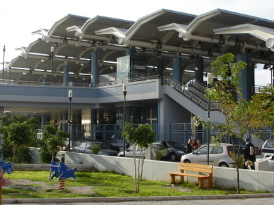 Metro Station Of  Faliro 1