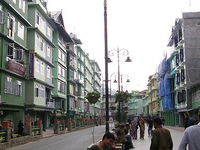 M. G. Marg Market