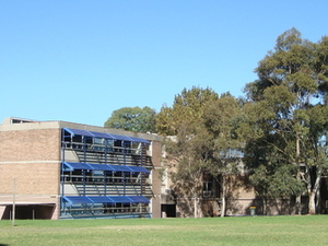 Marrickville High School