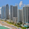 Miami Beach With Luxury Hotels