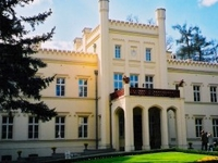 Mierzęcin Palace