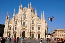 Milan Cathedral - Front View