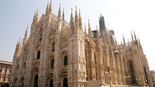 Milan Cathedral - Side View