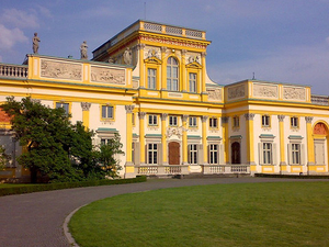 Private-Milanow Palace and Gardens Tour Photos