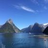 Milford Sound Slopes & Cliffs - Southland NZ