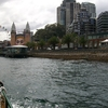 Milsons Point Ferry Wharf View