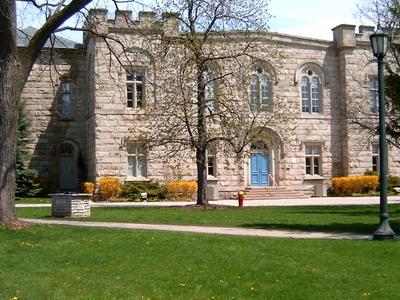 Milton  Town  Hall