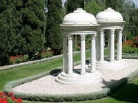 Baha'i World Centre buildings