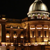 Mitchell Library At Night - UK