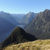 Mitre Peak - Milford Sound NZ