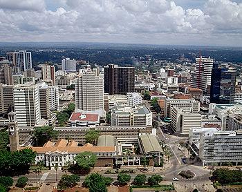 Modern  Nairobi