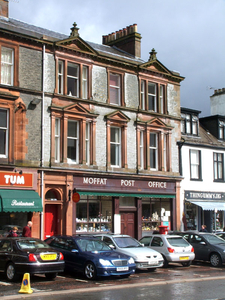 Moffat High Street