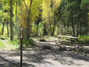 Mogote Campground