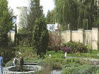 Monastery Herb Garden