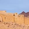 Monastery Of St. Catherine In Sinai