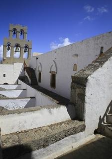 Monastery Of St. John - Inner Views