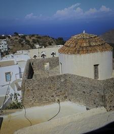 Monastery Of St. John Terrace